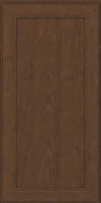Square Recessed Panel - Veneer (PDM) Maple in Saddle - Wall