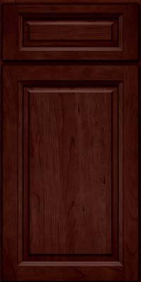 Knollwood Square (PKC1) Cherry in Cabernet - Base