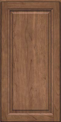 Square Raised Panel - Solid (PKC) Cherry in Husk - Wall