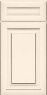 Square Raised Panel - Solid (RTM) Maple in Canvas - Base