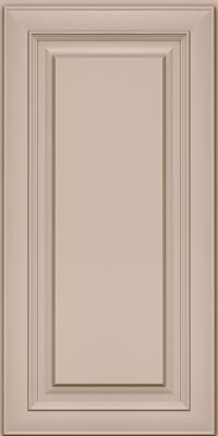 Square Raised Panel - Solid (RTM1) Maple in Chai - Wall