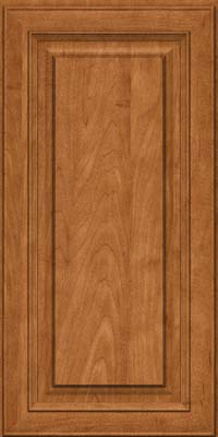 Square Raised Panel - Solid (RTM) Maple in Praline - Wall