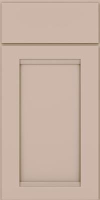 Square Recessed Panel - Veneer (SNM1) Maple in Chai - Base