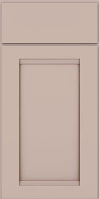 Square Recessed Panel - Veneer (SNM1) Maple in Chai w/Cocoa Glaze - Base