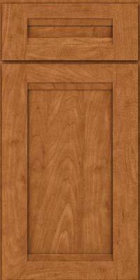 Square Recessed Panel - Veneer (SNM) Maple in Praline - Base