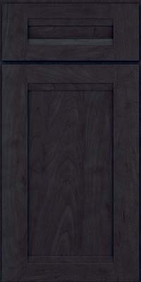 Square Recessed Panel - Veneer (SNM) Maple in Slate - Base