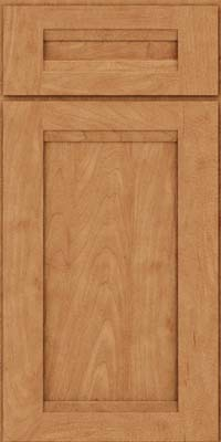 Square Recessed Panel - Veneer (SNM) Maple in Toffee - Base