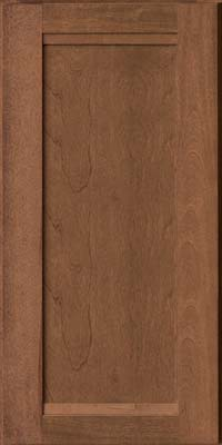Square Recessed Panel - Veneer (AC8B) Birch in Rye - Wall