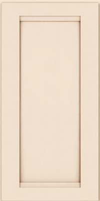 Square Recessed Panel - Veneer (SNM) Maple in Canvas w/Cocoa Glaze - Wall