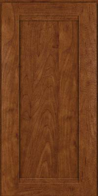 Square Recessed Panel - Veneer (SNM) Maple in Cognac - Wall