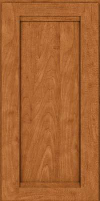 Square Recessed Panel - Veneer (SNM) Maple in Praline w/Mocha Highlight - Wall