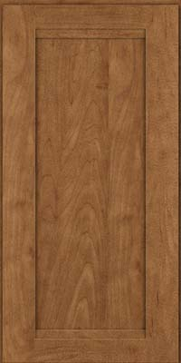 Square Recessed Panel - Veneer (SNM) Maple in Rye - Wall
