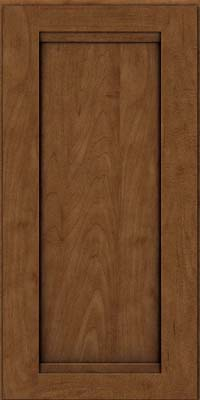 Sedona (SNM1) Maple in Rye w/Onyx Glaze - Wall