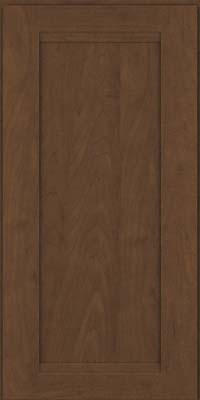 Square Recessed Panel - Veneer (SNM) Maple in Saddle Suede - Wall