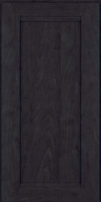 Square Recessed Panel - Veneer (SNM) Maple in Slate - Wall