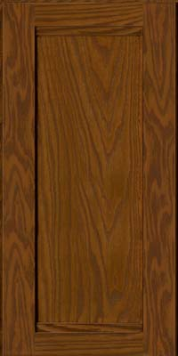 Square Recessed Panel - Veneer (AC8O) Oak in Cognac - Wall