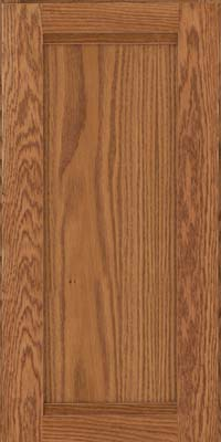 Square Recessed Panel - Veneer (AC8O) Oak in Fawn - Wall
