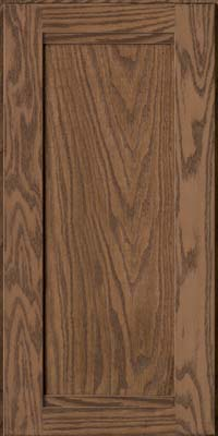 Square Recessed Panel - Veneer (AC8O) Oak in Husk - Wall