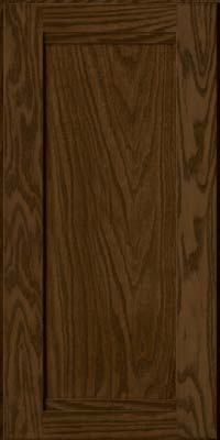 Square Recessed Panel - Veneer (AC8O) Oak in Saddle - Wall