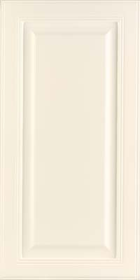 Aldrich Square (ACS) Thermofoil in Cream - Wall