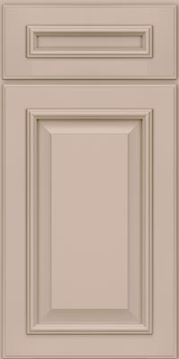 Square Raised Panel - Solid (GRM1) Maple in Chai - Base