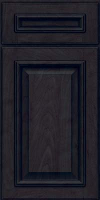 Square Raised Panel - Solid (GRM) Maple in Slate - Base