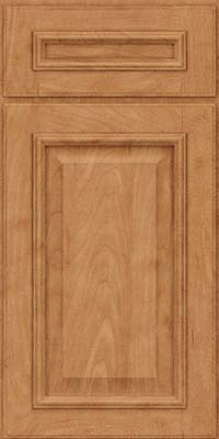 Square Raised Panel - Solid (GRM) Maple in Toffee - Base