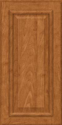 Square Raised Panel - Solid (GRM) Maple in Praline - Wall