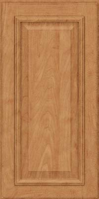Square Raised Panel - Solid (GRM) Maple in Toffee - Wall
