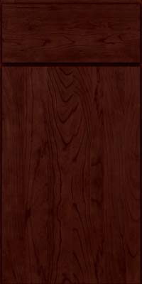 Slab - Solid (AW) Cherry in Cabernet - Base