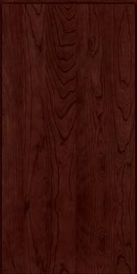 Slab - Solid (AW) Cherry in Cabernet - Wall
