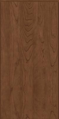 Slab - Solid (AW1) Cherry in Hazel - Wall