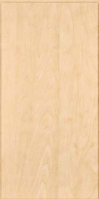 Malibu Slab (ML) Maple in Natural - Wall