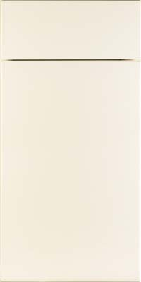Shelburne Slab (SCS) Thermofoil in Cream - Base