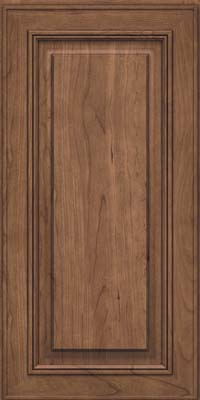 Square Raised Panel - Solid (AA0C) Cherry in Husk - Wall