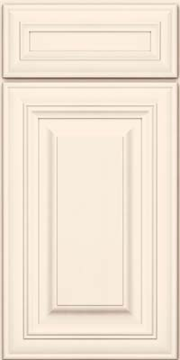 Square Raised Panel - Solid (AA1M) Maple in Canvas - Base