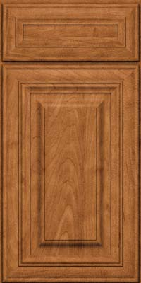 Square Raised Panel - Solid (AA1M) Maple in Praline - Base