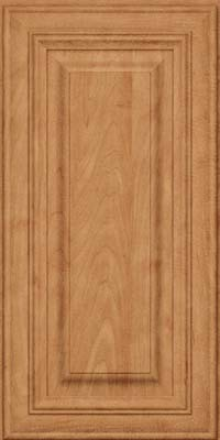 Square Raised Panel - Solid (AA1M) Maple in Toffee - Wall