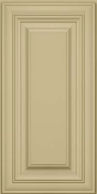 Square Raised Panel - Solid (AA1M) Maple in Willow - Wall