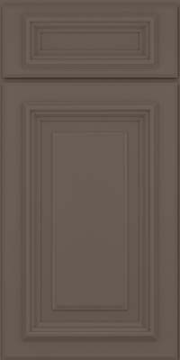 Square Raised Panel - Solid (AA3M) Maple in Greyloft - Base