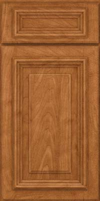 Square Raised Panel - Solid (AA3M) Maple in Praline - Base
