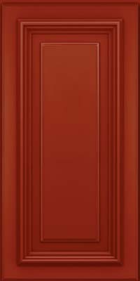 Square Raised Panel - Solid (AA3M) Maple in Cardinal - Wall