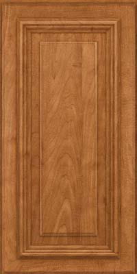 Square Raised Panel - Solid (AA3M) Maple in Praline - Wall