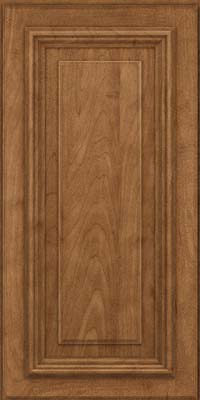 Square Raised Panel - Solid (AA3M) Maple in Rye - Wall