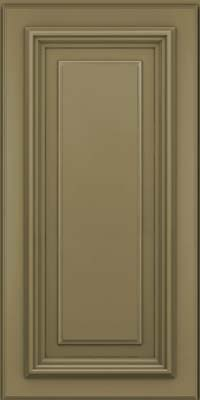 Square Raised Panel - Solid (AA3M) Maple in Sage - Wall