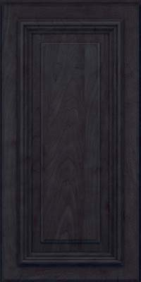 Square Raised Panel - Solid (AA3M) Maple in Slate - Wall