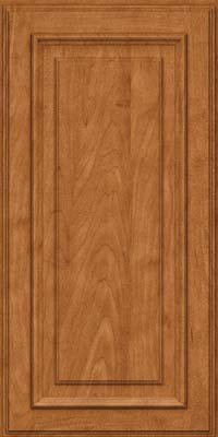 Square Raised Panel - Solid (AA4M) Maple in Praline - Wall