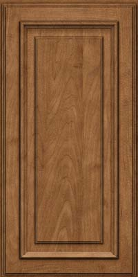Square Raised Panel - Solid (AA4M) Maple in Rye - Wall