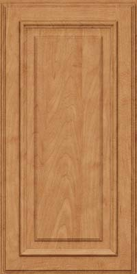 Square Raised Panel - Solid (AA4M) Maple in Toffee - Wall