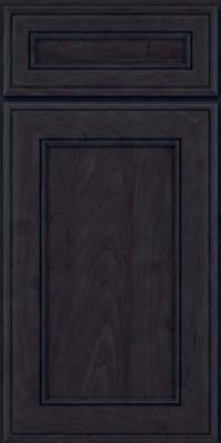 Square Recessed Panel - Veneer (AA6M) Maple in Slate - Base